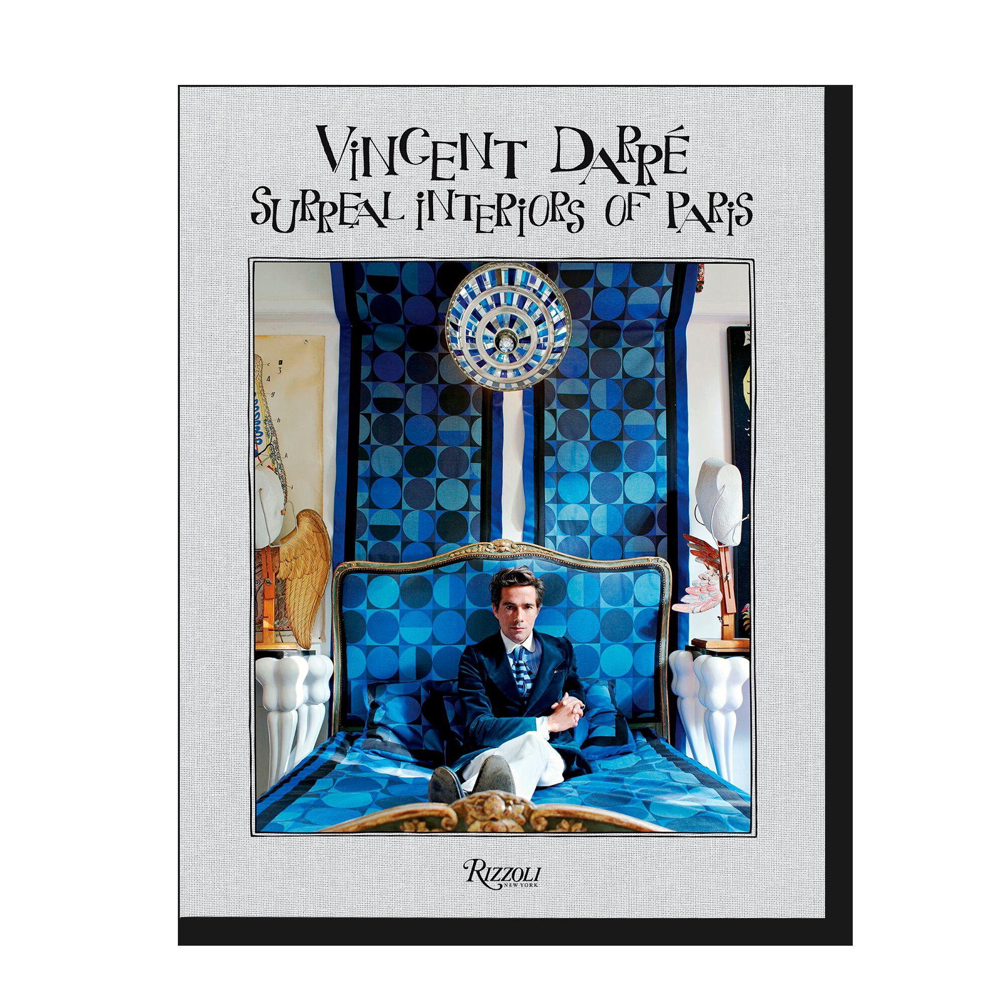 Vincent Darre: Surreal Interiors of Paris