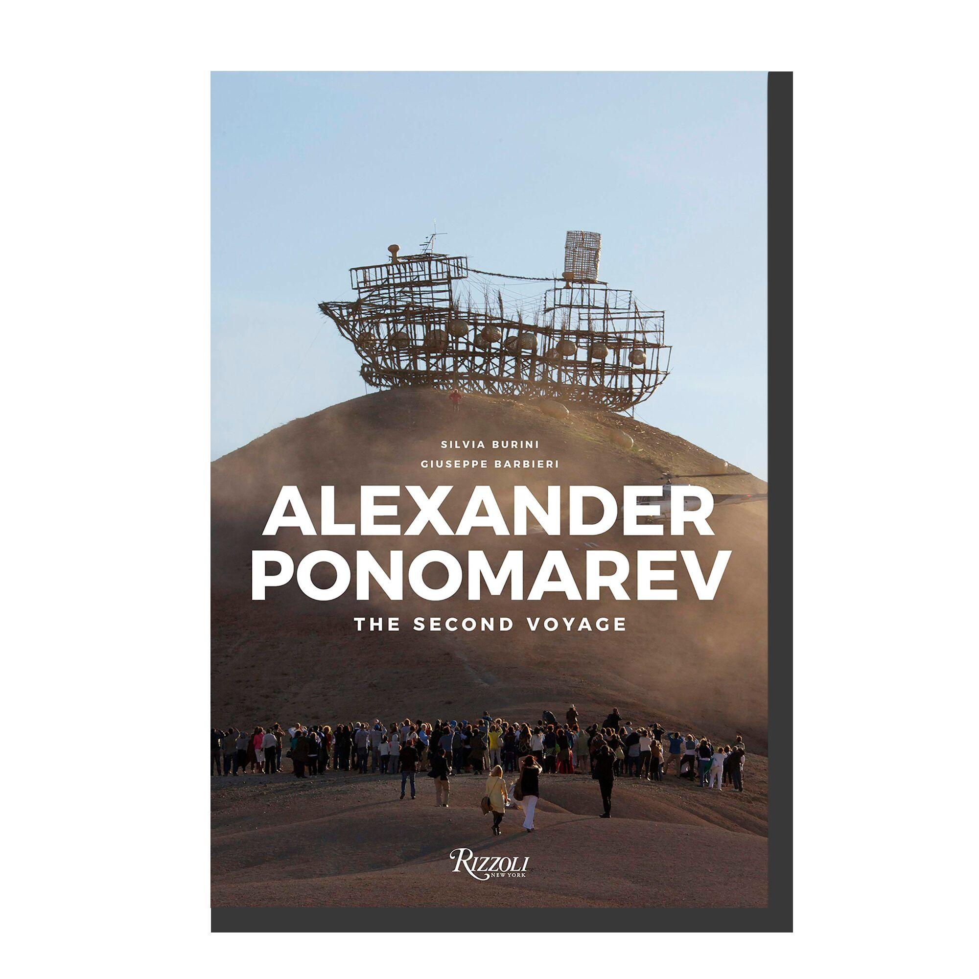 Aleksander Ponomarev: The Second Voyage