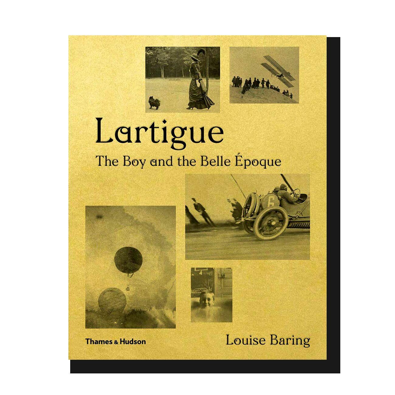 Lartigue: The Boy and the Belle Epoque