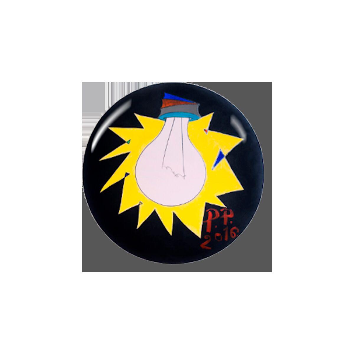 Магнит «Лампочка»