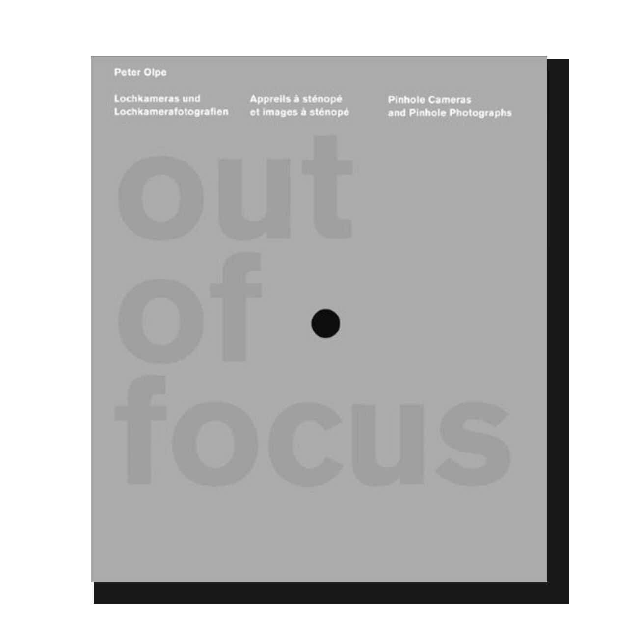 Out of Focus: Pinhole Cameras and their Pictures